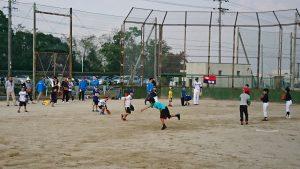 2017年守山サークル野球教室